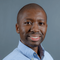 Photo of Dr. Thapelo Mamiala
