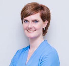 Photo of Dr. Ilse Wydeman