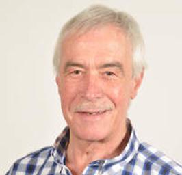 Photo of Dr. Stern Pretorius