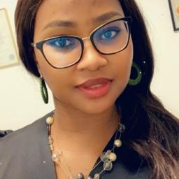 Photo of Ms. Thapelo Caroline Mphela