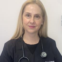 Photo of Dr. Anna Constantinidis