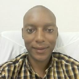 Photo of Dr. Ntuthuko Mahlaba
