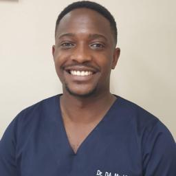Photo of Dr. Daniel Machikicho