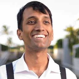 Photo of Dr. Pranav Ramkilawan