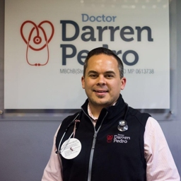 Photo of Dr. Darren Pedro