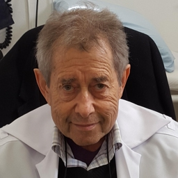 Photo of Dr. Irwin.W krombein