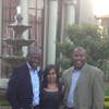 Photo of Dr. Avril Moodley, Spencer Nkosi & Nthlari Mathonsi