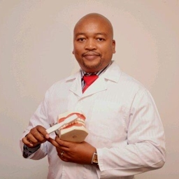Photo of Dr. Thabiso Matlaila