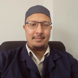 Photo of Dr. Achmat Kriel