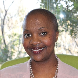 Photo of Dr. Sindi van Zyl