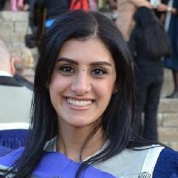 Photo of Dr. Nika Vafaei