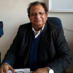 Photo of Dr. S.K Gautam