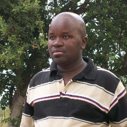 Photo of Dr. Kenneth Ntimane