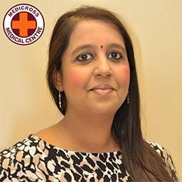 Photo of Dr. Nerusha Hansraj