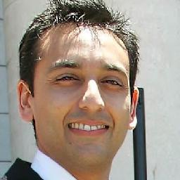 Photo of Dr. Mohamed Imraan Parker