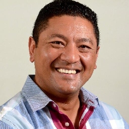 Photo of Dr. Shane Ontong