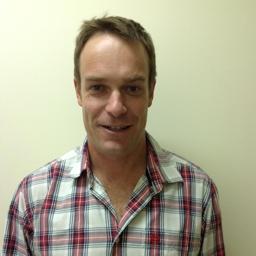 Photo of Dr. Dan Badenhorst