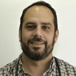 Photo of Dr. Dewald Compion