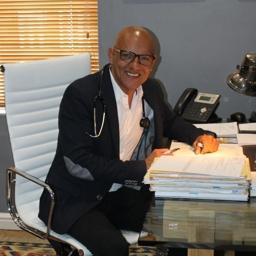 Photo of Dr. Basil Petersen