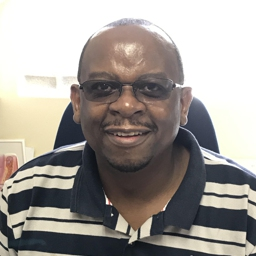 Photo of Dr. Charles Kyegereka