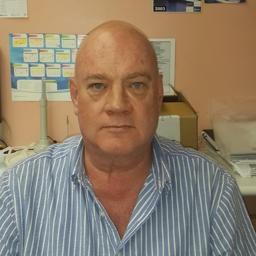 Photo of Dr. Andries van Wyk