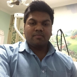 Photo of Dr. Preshaylin Govender