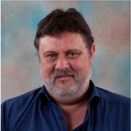 Photo of Dr. Dave Fourie