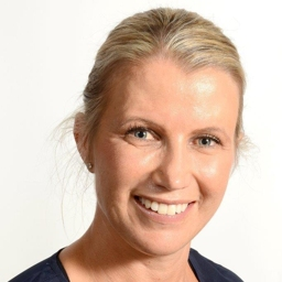 Photo of Dr. Annilia van der Merwe
