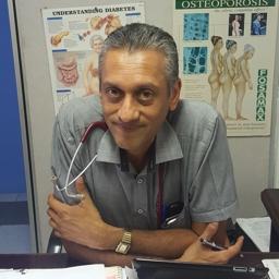 Photo of Dr. M.V Ravjee