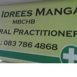 Photo of Dr. Idrees Manga