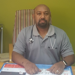Photo of Dr. Kogilan Govender