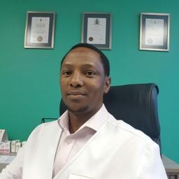 Photo of Dr. Jeff Mokheseng
