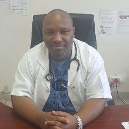 Photo of Dr. Zola Mbovane
