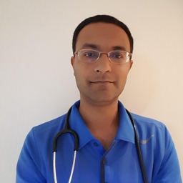Photo of Dr. Jitendra Beharie