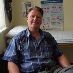 Photo of Dr. Edward Engestrom