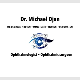 Photo of Dr. Michael Djan
