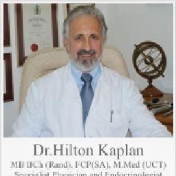 Photo of Dr. Hilton Kaplan