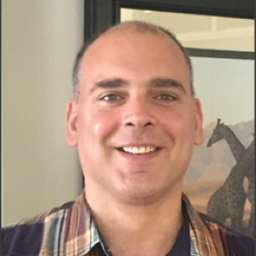 Photo of Dr. Shahroch Patrick Emile Nahrwar