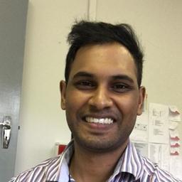 Photo of Dr. Prean Moodley
