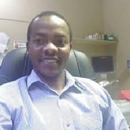 Photo of Dr. Gundo Tshifularo
