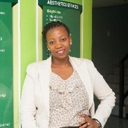 Photo of Dr. Mathobela Matjekane