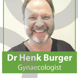 Photo of Dr. Henk Burger