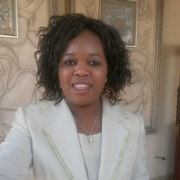 Photo of Dr. Muthumuni Nemavhola