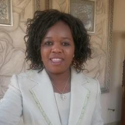Photo of Dr. Muthumuni Nemavhola