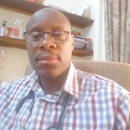 Photo of Dr. Shamba Manenga