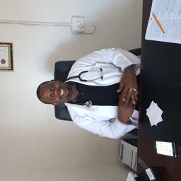 Photo of Dr. Khathutshelo Dzivhani