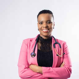 Photo of Dr. Itumeleng Radebe