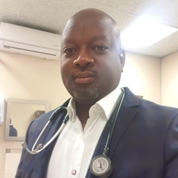 Photo of Dr. ZBS Sithole