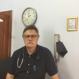 Photo of Dr. Steven Van Der Merwe