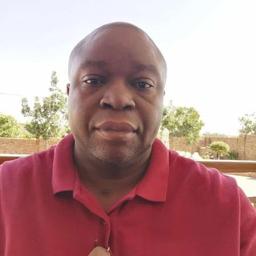 Photo of Dr. Matome Manaka